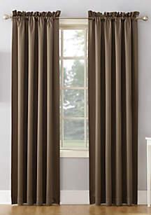 Sun Zero™ Taylor Rod Pocket Room Darkening Curtain Panel