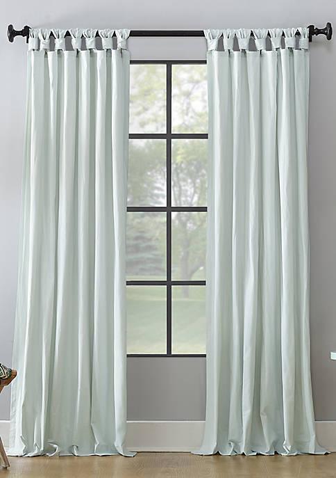 Twist Tab Curtains