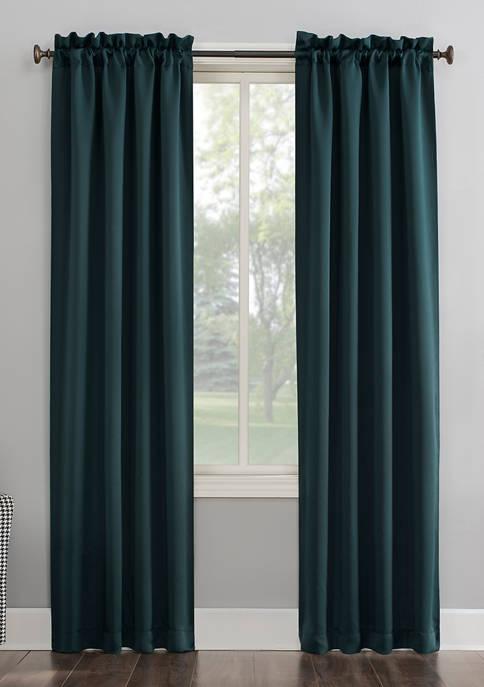 Sun Zero™ Hayden Room Darkening Rod Pocket Window