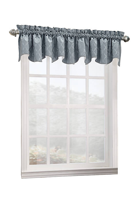 Sun Zero™ Annette Rod Pocket Thermal Valance 18-in.