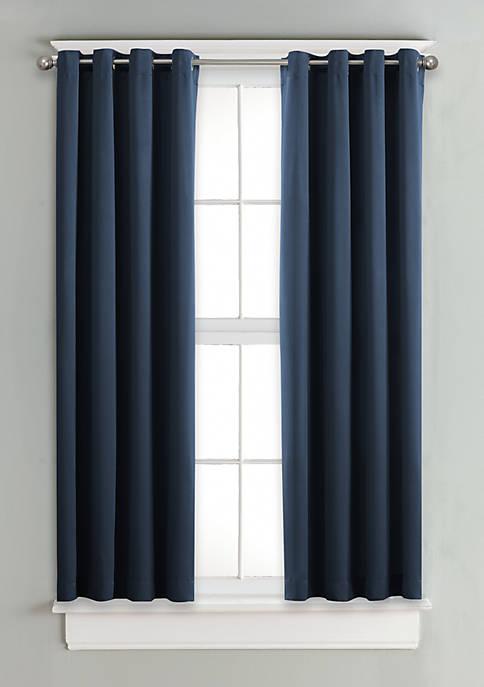 Taylor Rod Pocket Room Darkening Curtain Panel