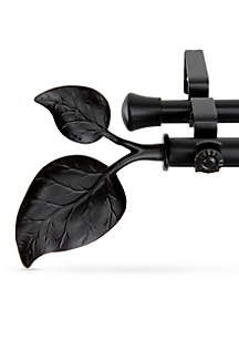 Ivy Double Curtain Rod 48-in.  - 84-in.