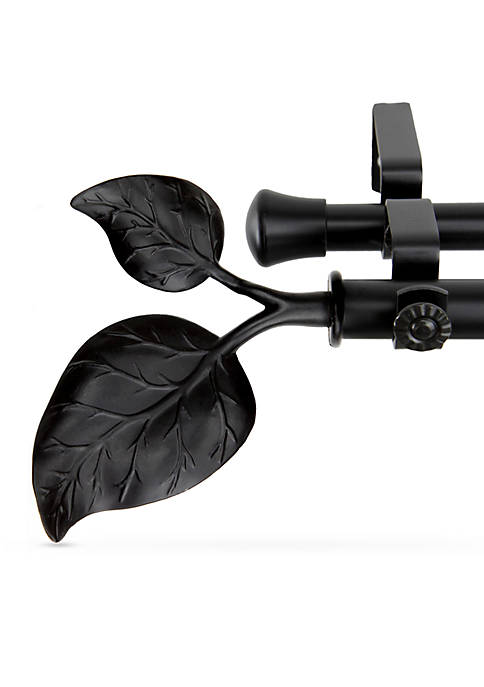 Ivy Double Curtain Rod 120-in. - 170-in.