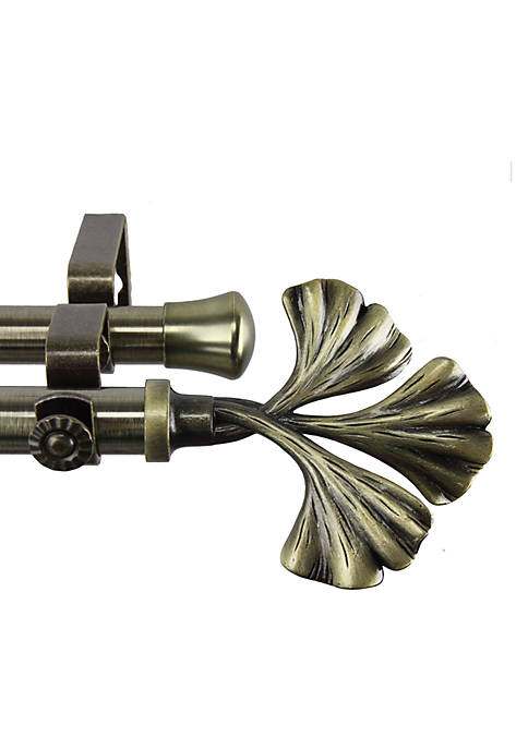 Rod Desyne Fortune Double Curtain Rod