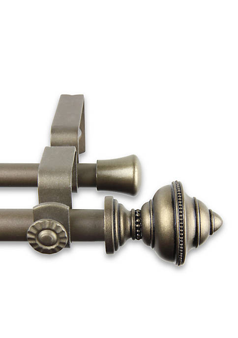 Palace Double Curtain Rod 48-in.-84-in.
