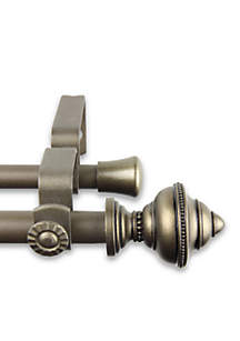 Palace Double Curtain Rod 84-in.-120-in.