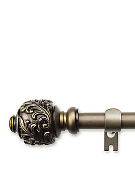 Tilly Curtain Rod 28-in. - 48-in.