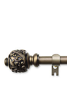 Tilly Curtain Rod 84-in. - 120-in.