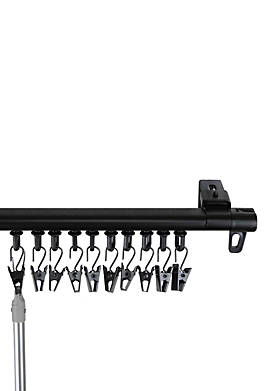 Armor Adjustable Curtain Track 28-in. - 48-in.