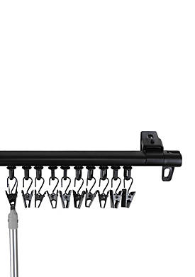 Armor Adjustable Curtain Track 48-in. - 84-in.
