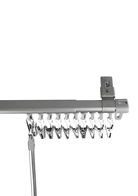 Rod Desyne Armor Adjustable Curtain Track 48-in.