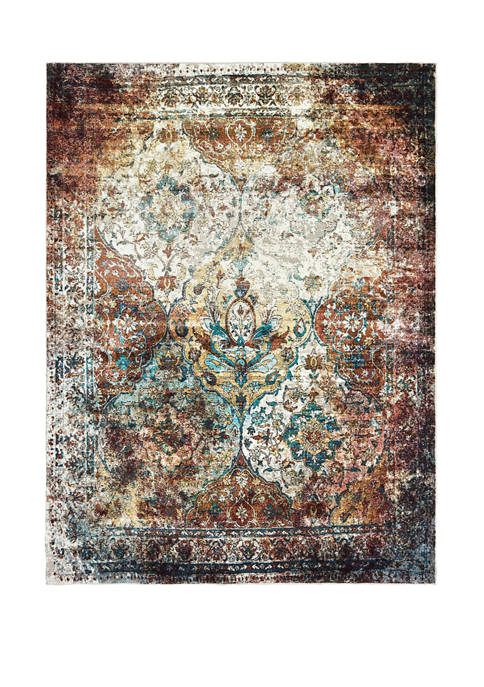 Bohemian Martinique Multi Oversize Rug 7 ft 10 in x 10 ft 6 in