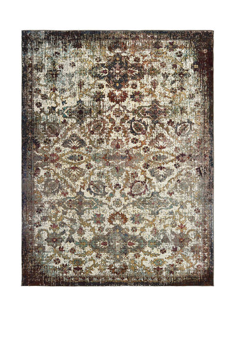 Bohemian Jamaica Natural Oversize Rug 7 ft 10 in x 10 ft 6 in