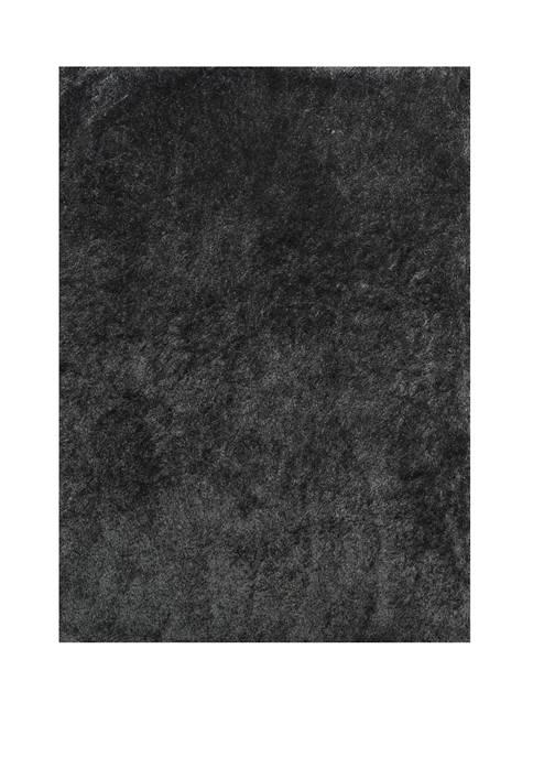 7 ft 10 in x 10 ft 6 in Bliss Siena Dark Grey Oversize Rug