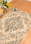 7 ft 10 in x 10 ft 6 in Jules Jubilee Parchment Oversize Rug