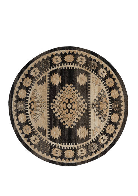 United Weavers 7 ft 10 in Round Marrakesh