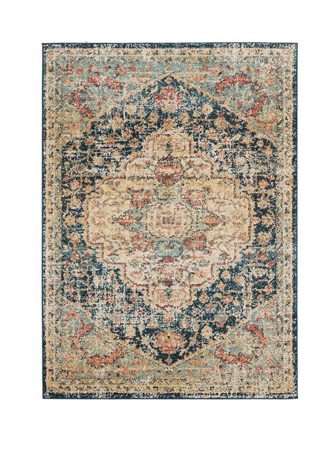 1 ft 10 in x 3 ft Marrakesh Sultan Multi Accent Rug