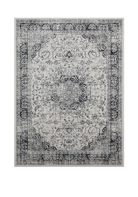 1 ft 10 in x 3 ft Clairmont Latakia Onyx Accent Rug