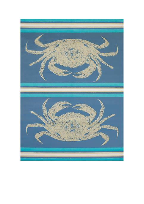 Panama Jack® Stone Crab Rug
