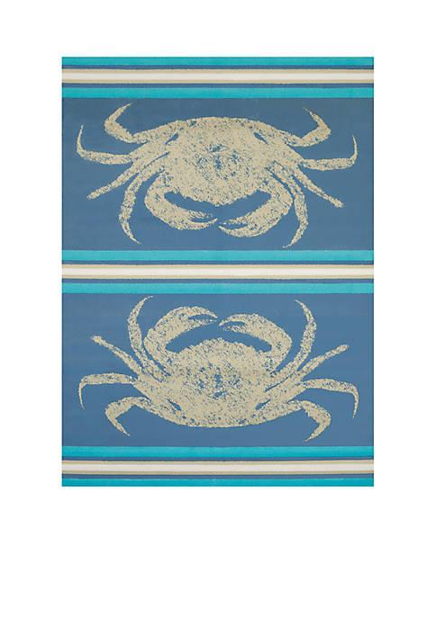 Stone Crab Rug