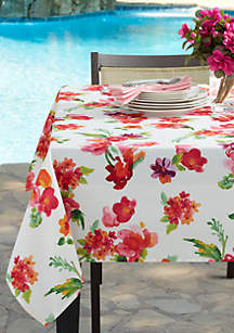 Bouquet Spill Proof Tablecloth