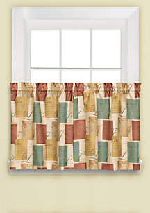 Tranquility Tier Pair 58-in. x 36-in.