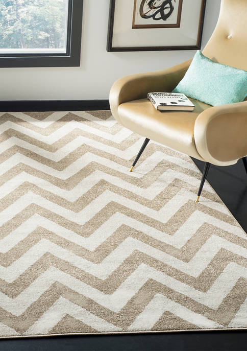 Amherst Chevron Area Rug Collection