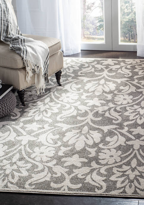 Safavieh Amherst Classic Symmetrical Flower Area Rug Collection
