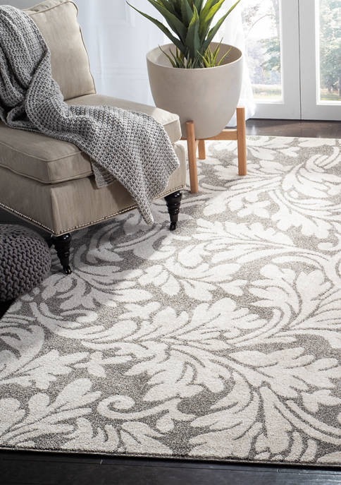 Safavieh Amherst Bold Symmetrical Flower Area Rug Collection