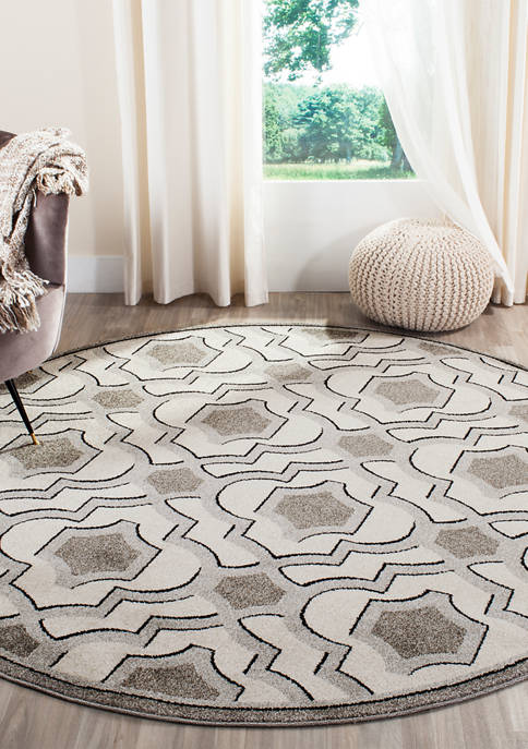 Amherst Round Area Rug Collection