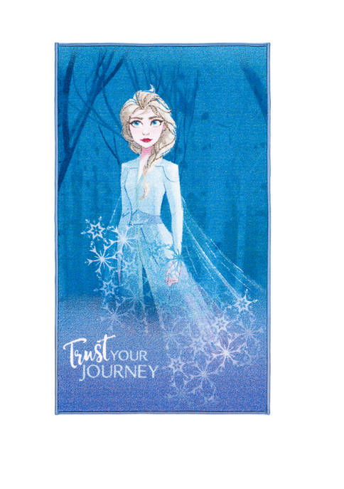 Frozen 2 Journey Area Rug Collection