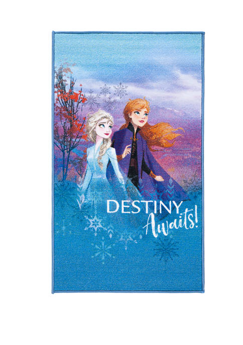 Disney® Frozen 2 Destiny Area Rug Collection