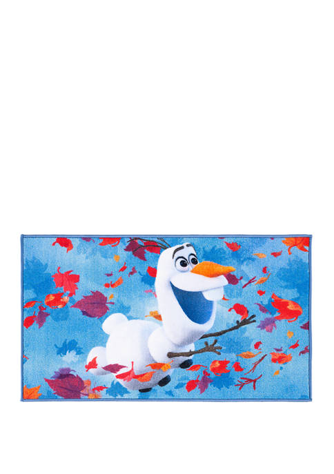Disney® Frozen 2 Olaf Area Rug Collection