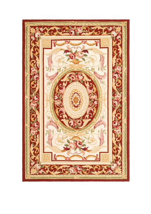 Chelsea Kassidy Country Oriental Wool Area Rug Collection