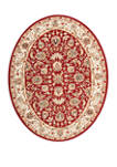 Chelsea Traditional Floral Area Rug Collection