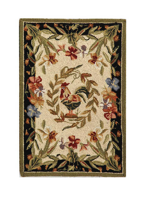 Safavieh Chelsea Contemporary Rooster Area Rug Collection
