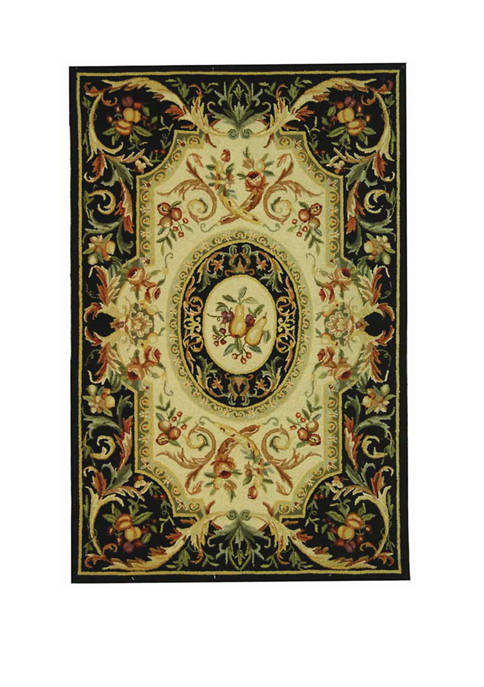 Chelsea Classical Fruit Area Rug Collection