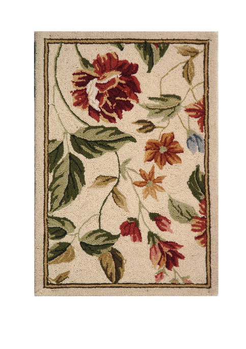 Chelsea Modern Country and Floral Area Rug Collection