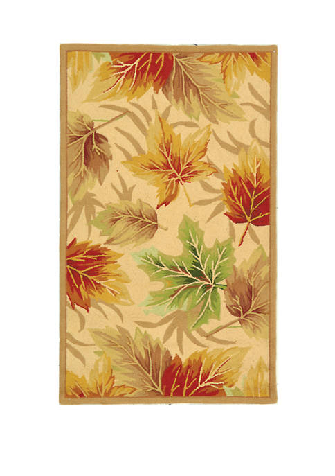 Safavieh Chelsea Fall Leaves Area Rug Collection