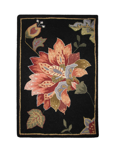 Chelsea Touch of Floral Area Rug Collection