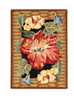 Chelsea Picture Perfect Floral Area Rug Collection