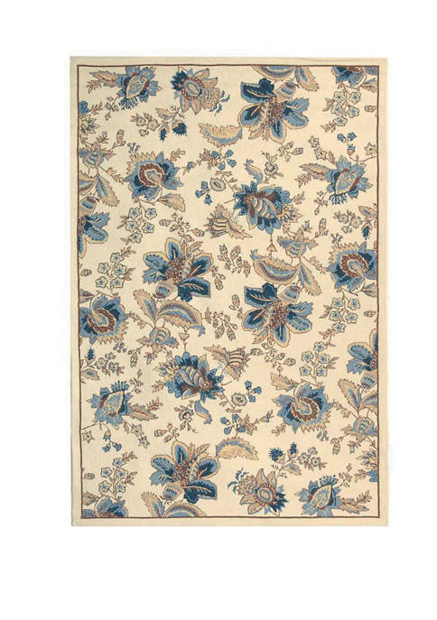 Chelsea Floral Area Rug Collection