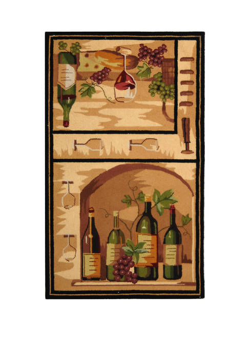 Safavieh Chelsea Tuscany Wine Lovers Area Rug Collection