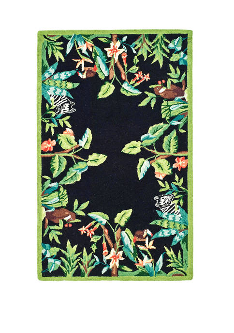Safavieh Chelsea Jungle Area Rug Collection