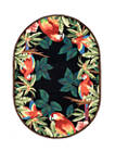 Chelsea Parrots Area Rug Collection