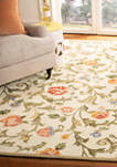 Chelsea Flowers on Vines Area Rug Collection