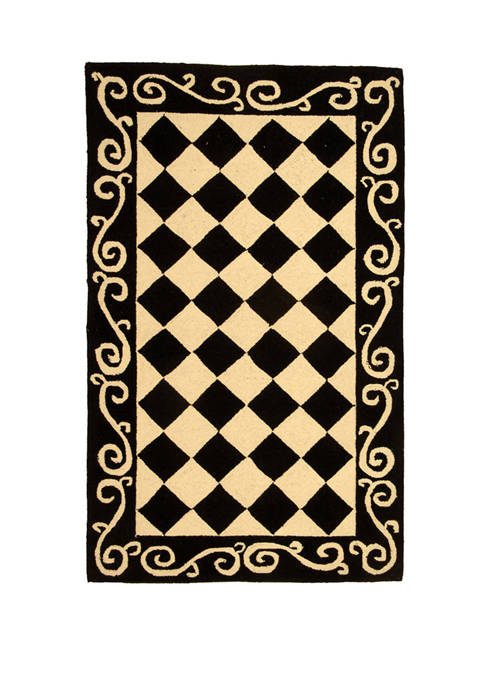 Safavieh Chelsea Checkered Print Area Rug Collection