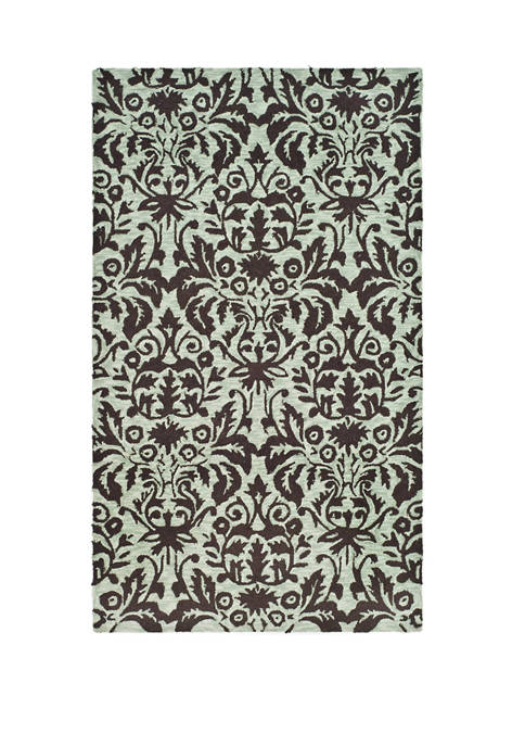 Chelsea Hand Hoooked Traditional Area Rug Collection