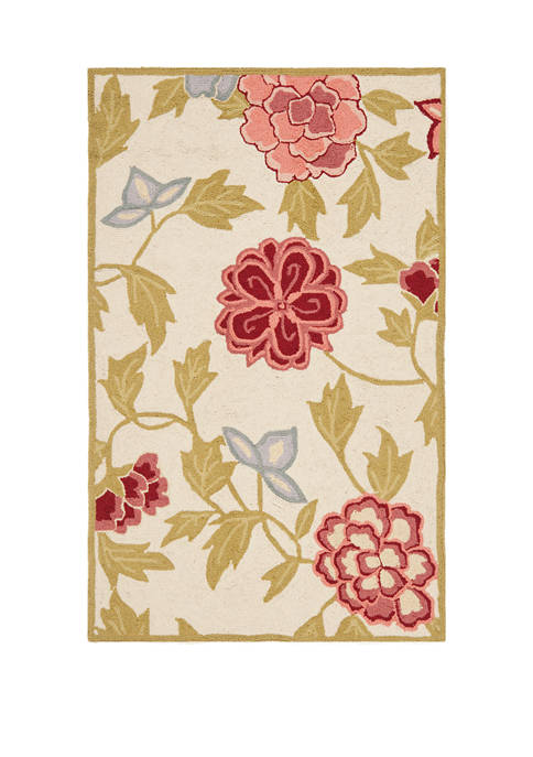 Chelsea Sprinkle of Floral Area Rug Collection