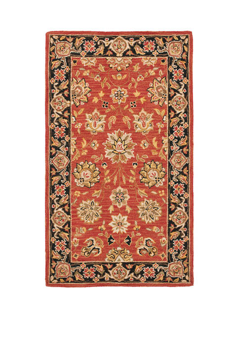 Chelsea Mother Approved Floral Area Rug Collection
